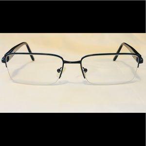 54554fefd2d8 Prada Accessories - Prada Semi-rimless RX Optical Frame